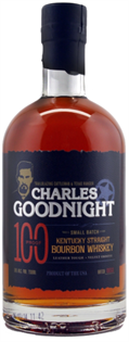 Charles Goodnight Bourbon Small Batch 750ml
